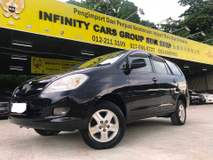 2008 TOYOTA INNOVA 2.0G DIRECT SELLER OFFER SELL NICE CONDITION