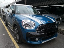 2017 MINI Countryman S 2.0 CBU TRUE YEAR MADE 2017 NO SST New and Latest John Cooper Works Edition Mil 6k Warranty 2022