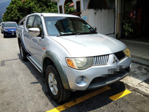 2008 MITSUBISHI TRITON 2.5 L200 FULL Spec(AUTO)2008 Only 1 Careful UNCLE Owner, 98K Mileage, TIPTOP, ACCIDENT-Free, with BONNET BOX & SERVICE BOOKLET