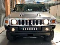 2003 HUMMER H2 6.0 V8 (A) RIGHT HAND DRIVE RARE IN MARKET LUXURY TIP TOP CONDITION