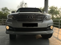 2016 TOYOTA FORTUNER 2.7V with Genuine Mileage and Accident Free Unit
