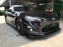 2014 TOYOTA GT86 TOYOTA GT 86 / KUHL RACING BODY KIT / BLITZ RACING METER