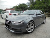 2012 AUDI A4  1.8 TFSI S Line B8 PaddleShift TipTOP SUPERB Facelift LikeNEW