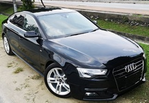 2014 AUDI A5 2014 AUDI A5 2.0 TFSI QUATTRO FACELIFT JAPAN SPEC CAR SELLING PRICE ONLY ( RM 185,000.00 NEGO )