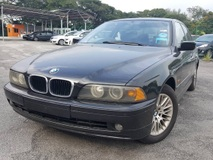 2004 BMW 5 SERIES 520I E39 2.2 (A) PREMIUM SPEC BLACK LEATHER SEATS 100% ORIGINAL CONDITION CASH DEAL