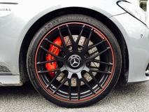 2015 MERCEDES-BENZ C63 S AMG EDITION 1 4.0 V8 FROM MERCEDES BENZ MY