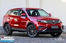 2019 PROTON X70 Proton SUV X70
