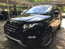 2014 LAND ROVER EVOQUE Local 2.0Si4 21K Mil Under Warranty