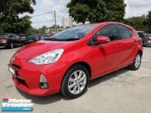 2012 TOYOTA PRIUS C Toyota Prius  C 1.5 (A) Hybrid  Full Service by Toyota