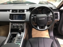 2015 LAND ROVER RANGE ROVER SPORT 3.0 PETROL