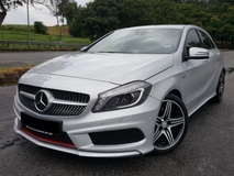 2016 MERCEDES-BENZ A250 2.0 (A) AMG FULL SPEC LOW MIILEAGE 100% ORIGINAL CONDITION
