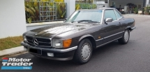 1987 MERCEDES-BENZ SL 420SL 4.2 CLASSIC LOWEST PRODUCTION UNIT