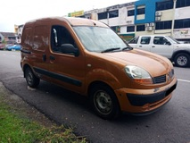 2006 RENAULT KANGOO 1.4L (M) GOOD CONDITION