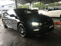2010 VOLKSWAGEN SCIROCCO SCIROCCO R 2.0 AP RACING BRAKE BBS RIMS FREE GMR WARRANTY 2010 REGISTER 2011