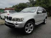2004 BMW X5 3.0 E53 Facelift M-Sport Sunroof TipTOP LikeNEW