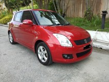 2010 SUZUKI SWIFT GLX