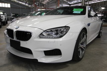 2012 BMW M6 SPORTS (UNREG)  MEGA SPECS, CARBON FIBRE ROOF!