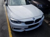 2014 BMW 4 SERIES 428I 2.0 GRAN COUPE M SPORT (ACTUAL YR MADE 2014)(CBU)