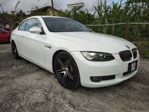 2007 BMW M COUPE E 92  2.5