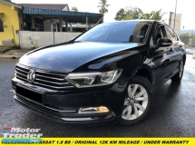 2018 VOLKSWAGEN PASSAT 1.8 COMFORT PLUS SHOWROOM DEMO CAR ORIGINAL 12K KM MILEAGE ONLY UNDER WARRANTY BY VW MALAYSIA