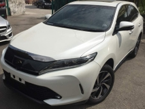 2017 TOYOTA HARRIER 2017 HARRIER METAL & LEATHER PACKAGE 2.0 (TURBO)