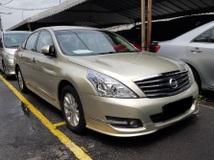 2013 NISSAN TEANA 2.5 250 XV V6 (ACTUAL YR MADE 2013)
