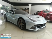 2013 FERRARI F12 BERLINETTA 6.3 (A) IMPORTED NEW 1 VVIP OWNER