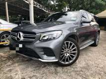2017 MERCEDES-BENZ GLC 250 Glc 250