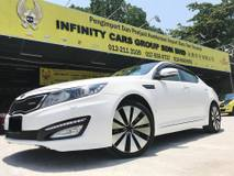 2013 KIA OPTIMA 2.0 FULL SPEC LEATHER SEAT, SUNROOF AND PUSH START