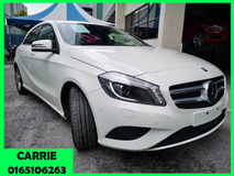 2015 MERCEDES-BENZ A-CLASS A180 SE EDITION (PUSH START/KEYLESS) UNREG - READY TO VIEW-