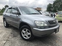 2000 TOYOTA HARRIER 3.0 Sunroof