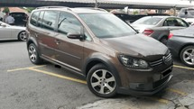 2011 VOLKSWAGEN CROSS TOURAN 1.4 TFI