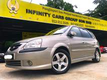 2008 NAZA CITRA NAZA CITRA 2.0 GLS MPV SUNROOF & LEATHER SEAT 1 OWNER