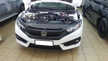 2017 HONDA CIVIC 1.5 TC PREMIUM (A) ONE CAREFUL OWNER, FULL SERVICE RECORD, LOW MILEAGE DONE 22K KM, UNDER WARRANTY UNTIL MARCH 2022, NICE NUMBER, 18\