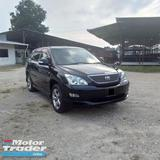 2005 TOYOTA HARRIER HARRIER