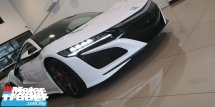 2017 HONDA NSX 3.5 V6 FULLY CARBON PACK/READY STOCK/BRAND NEW