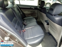 2010 HONDA CIVIC 1.8S-L (A) I -Vtec Leather Seats One Owner