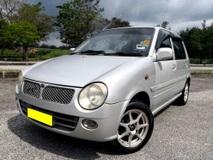 2004 PERODUA KANCIL 850 EXS MANUAL 1 OWNER LOW MIL