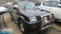 2005 MITSUBISHI STORM 2.5 L200 INTERCOOLER TURBO