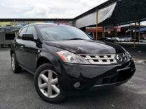 2007 NISSAN MURANO 2.5 (AT) / TIP TOP CONDITION / ACCIDENT FREE / POWER SEAT / CAREFUL OWNER !!