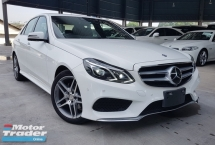 2014 MERCEDES-BENZ E-CLASS 2014 Mercedes E250 AMG Japan Spec 4 Camera 360 View Radar System L & R Memory Seat Unregister for sale
