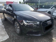 2013 AUDI A6 2.0 (HYBRID) (A) DIRECT OWNER