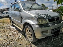 2006 PERODUA KEMBARA 1.3 GX (M) CASH AND CARRY