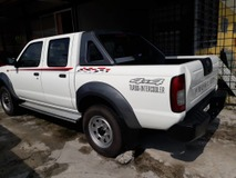 2013 NISSAN FRONTIER 2.5L