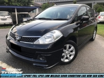 2010 NISSAN LATIO 1.6L ST-L IMPUL HIGH SPEC ONE OWNER LOW MILEAGE TIPTOP CONDITION LIKE NEW CAR SHOWROOM