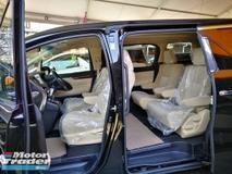 2016 TOYOTA VELLFIRE 2016 TOYOTA VELLFIRE 2.5X Premium 7 seater with 2 Power Doors