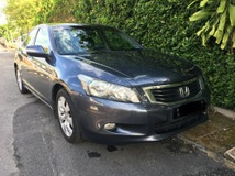 2009 HONDA ACCORD 2.4 VTI-L