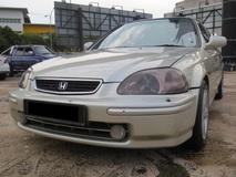 1998 HONDA CIVIC 1.6 Auto Vtec