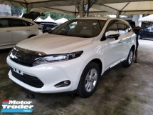 2015 TOYOTA HARRIER 2.0 PREMIUM POWER BOOT RADAR 360 VIEW CAMERA ELECTRIC SEATS
