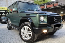2014 MERCEDES-BENZ G-CLASS G350 TURBO 7G BlueTEC 4WD (A)